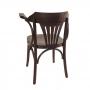 Cadeira de Madeira Alemanha com Braço