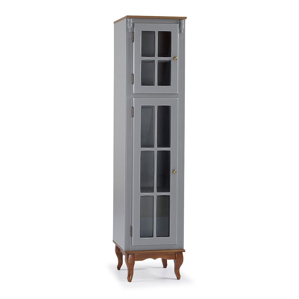 Paneleiro de Cozinha com 2 portas vidro Hannover - M560701V