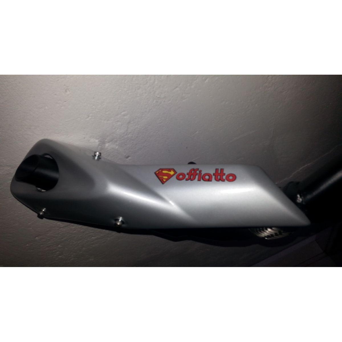 CB650F 4x1 Esportivo Aço Carbono  - Soffiatto
