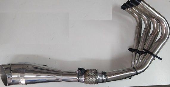 Hornet 4 polegadas inox  - Soffiatto