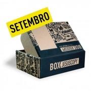 Box dos meses anteriores - Setembro