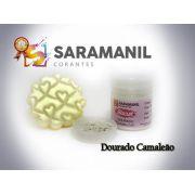 CORANTE EM PÓ DOURADO CAMALEÃO  4G