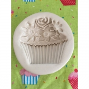 CUP CAKE FLORES (G)