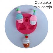 CUP CAKE MINI CEREJA