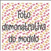 GUARDANAPO ARTESANAL - MODELO 06 - 18x18 cm