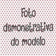 GUARDANAPO ARTESANAL - MODELO 111 - 18x18 cm