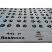 OLHOS ADESIVOS RESINADO 441 PP