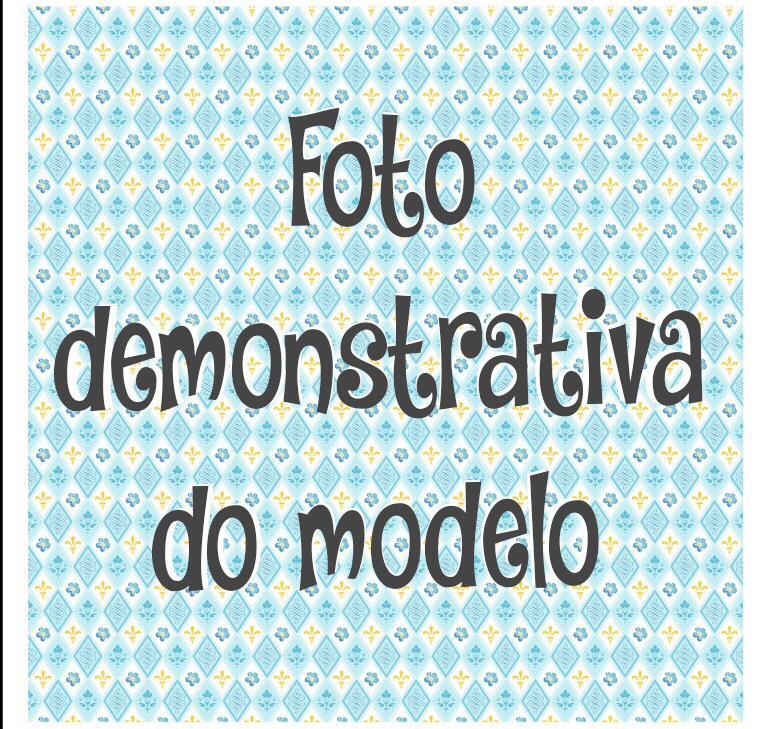 GUARDANAPO ARTESANAL - MODELO 55 - 18x18 cm