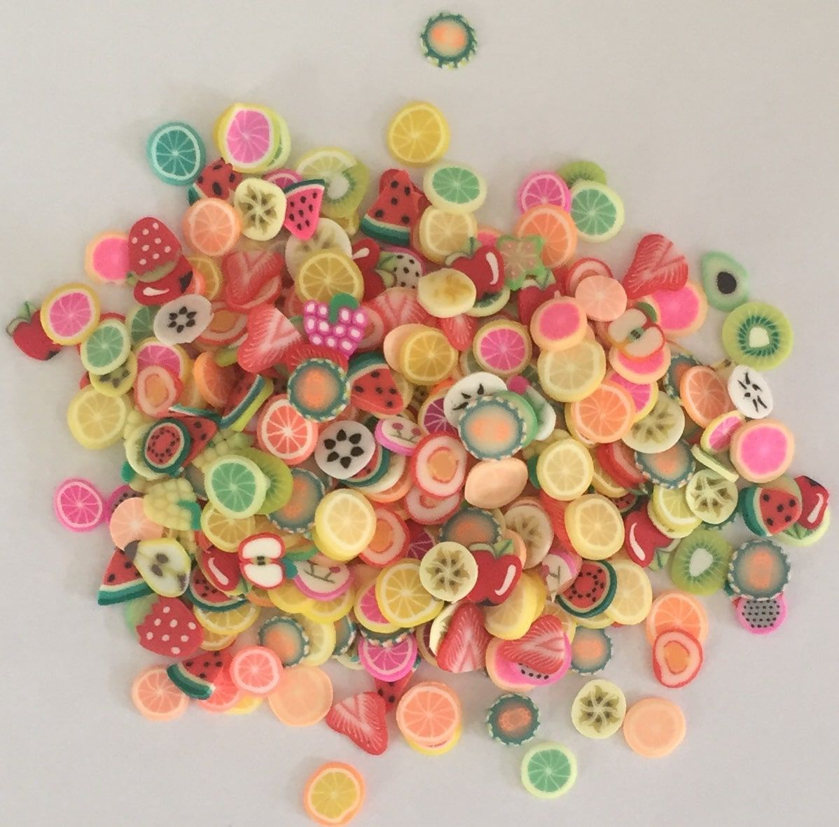 MINI PATCH FRUTINHAS - 6MM