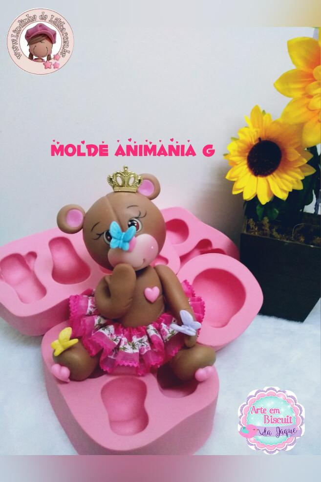 MOLDE ANIMANIA G