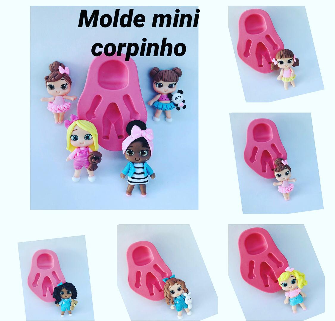 MOLDE MINI CORPINHO