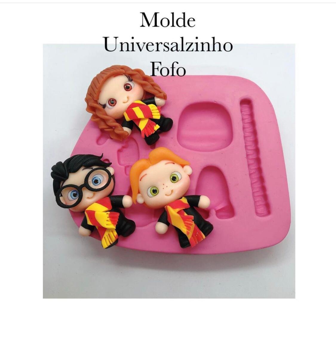 MOLDE UNIVERSALZINHO FOFO