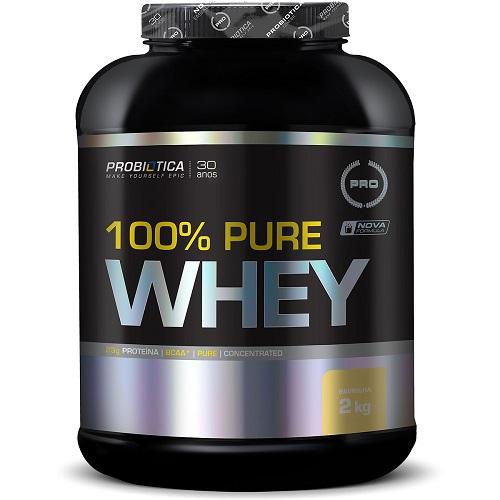 100% Pure Whey Probiótica 2KG