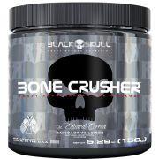 Pré treino Bone Crusher 150g - Black skull