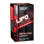 Lipo 6 Black Ultra Concentrado 60 Capsulas - Nutrex