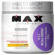 BCAA DRINK - 4:1:1 - Max Titanium