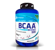 BCAA SCIENCE 500mg - 200 Tabletes Mastigáveis - Performance