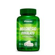 MAGNESIO DIMALATO HERBAMED - 60 CAPS