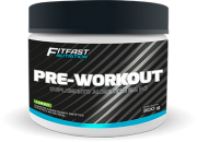 Pré-Treino 300g - FitFast Nutrition