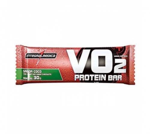 Barra de proteína Whey Barr 30g - VO2