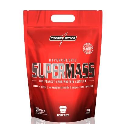 Hipercalórico Super Mass 3kg - Integralmedica