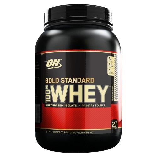 100% Whey Gold Standard (909g) - Optimum