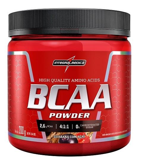 BCAA Powder 200g - Integral Medica