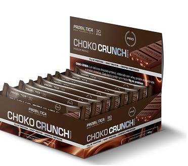 Barra de Proteína Choko Crunch - 40g - Probiótica