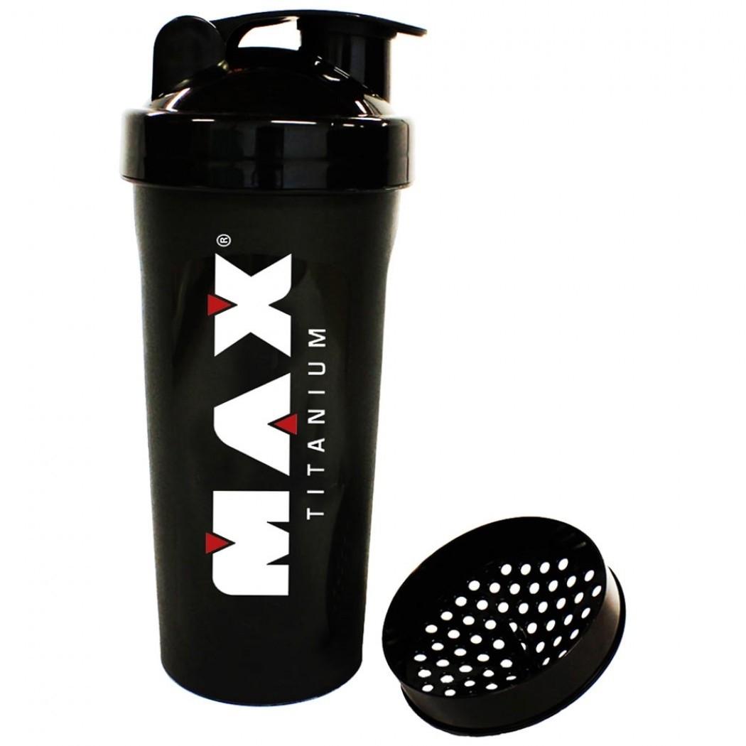 Coqueteleira 700ml - Max Titanium