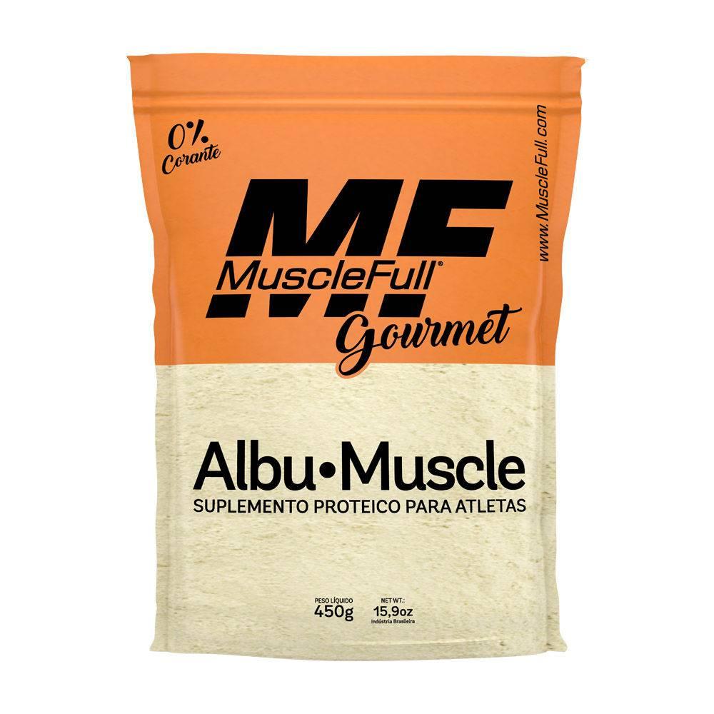 Albumina 450g - MuscleFull