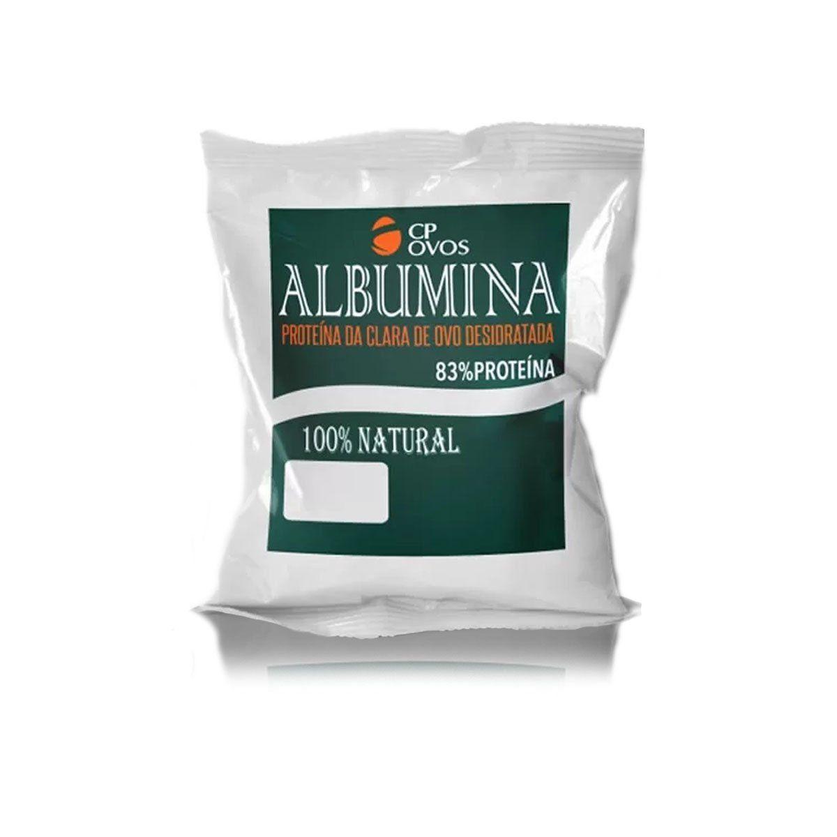 Albumina CP Ovos 500g