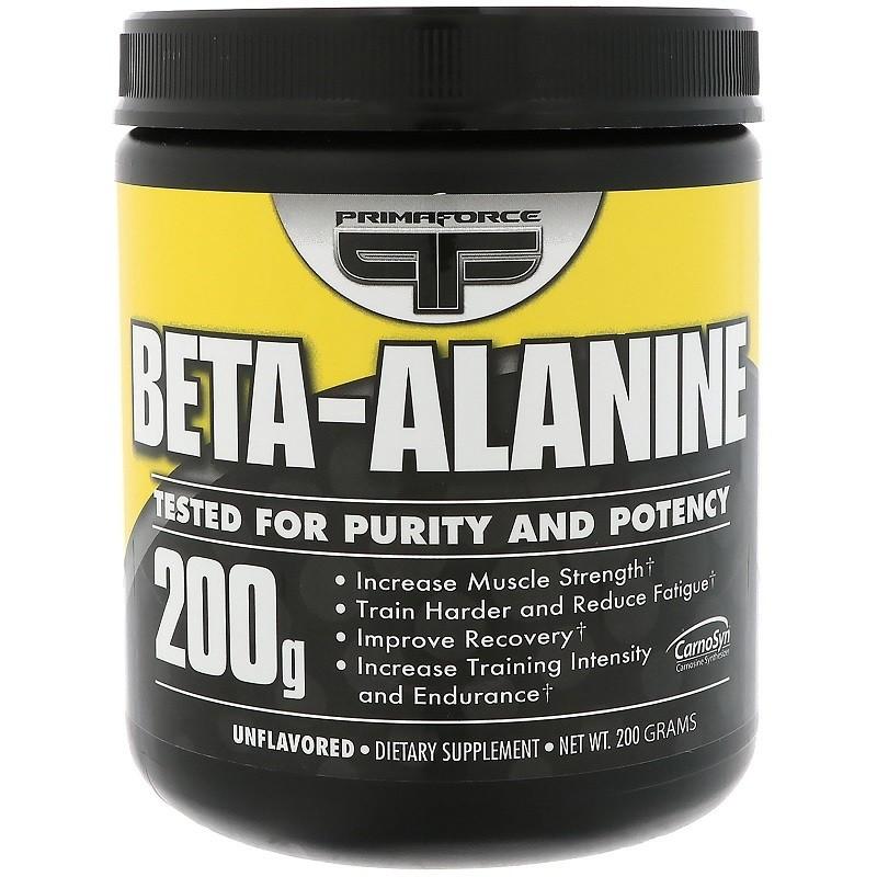 Beta Alanina - 200G Primaforce