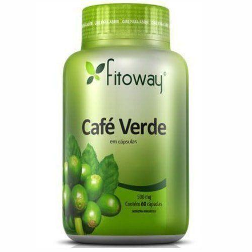 CAFÉ VERDE 60 CAPS - FITO WAY