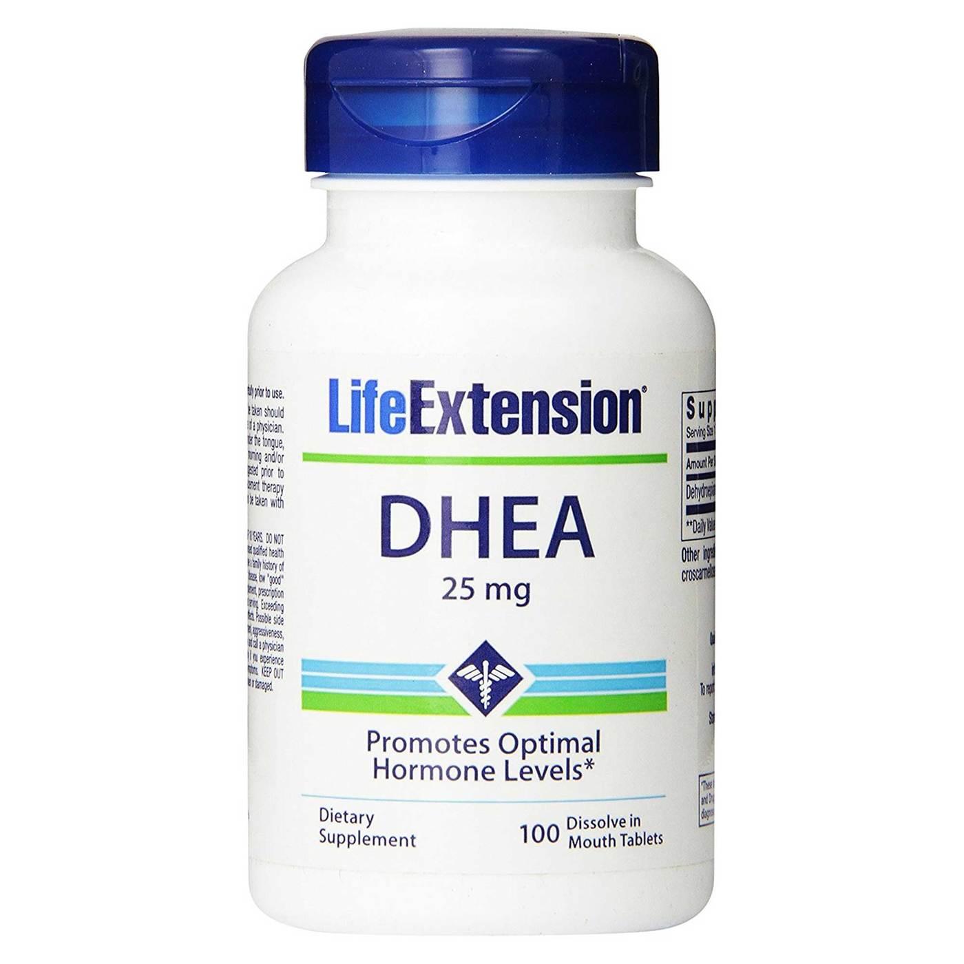 DHEA - LifeExtension