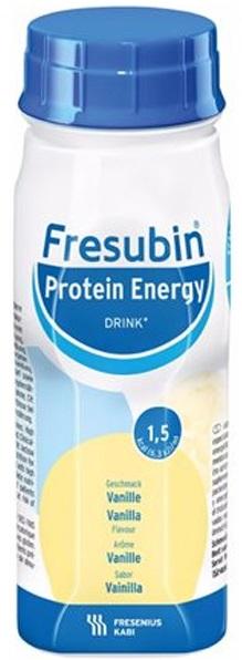 Fresubin Protein Energy Drink - 200ml - Fresenius  PACOTE COM 20 UNIDADES
