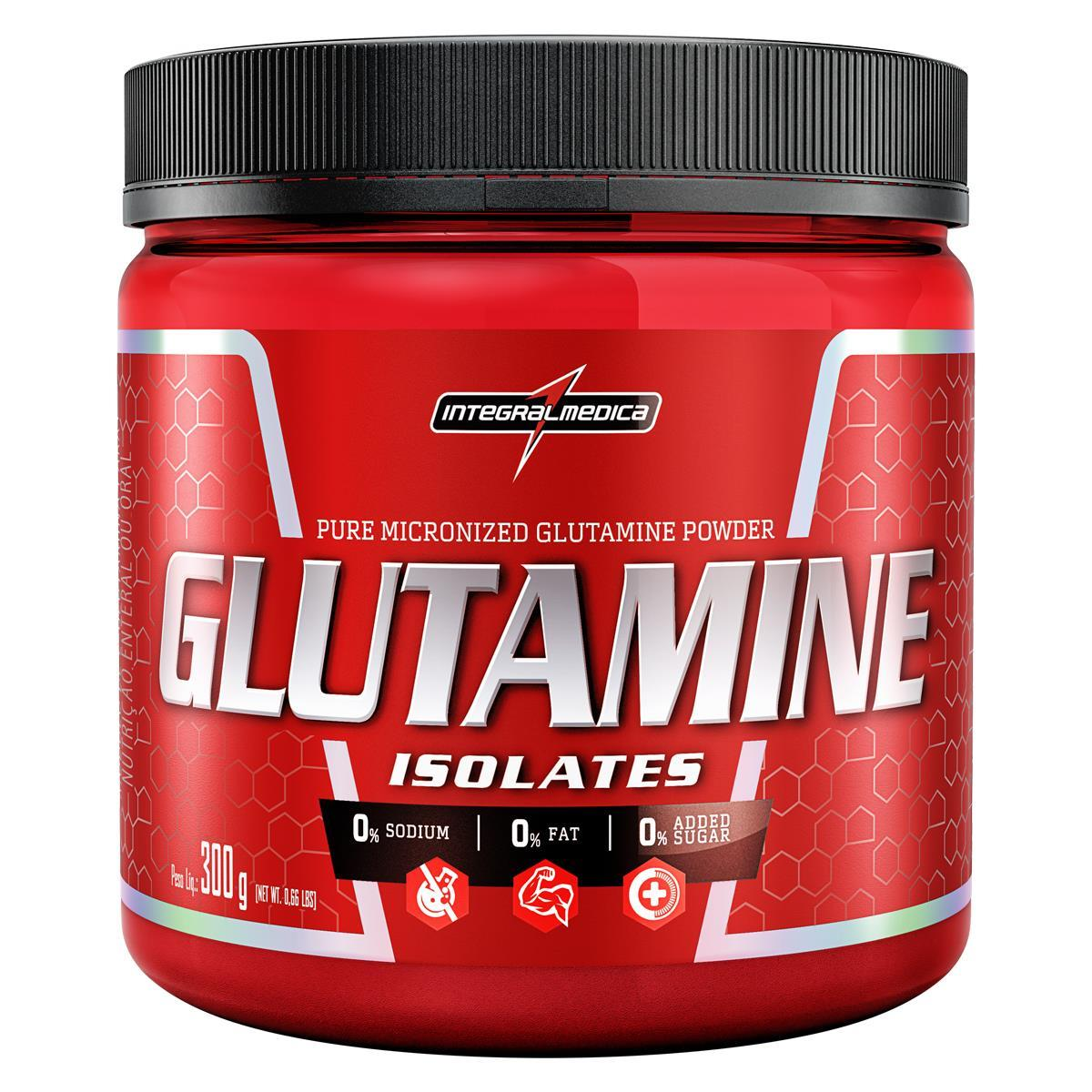 Glutamina Powder 300g - Integralmedica