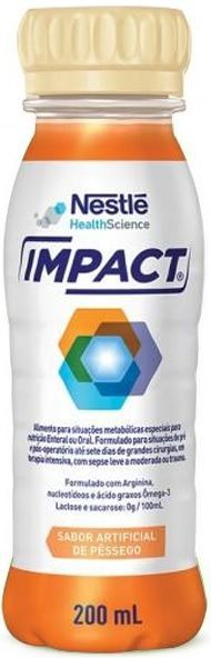 Impact 200ml - Nestlé 20 UNIDADES