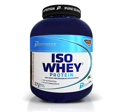 ISO WHEY - PERFORMANCE