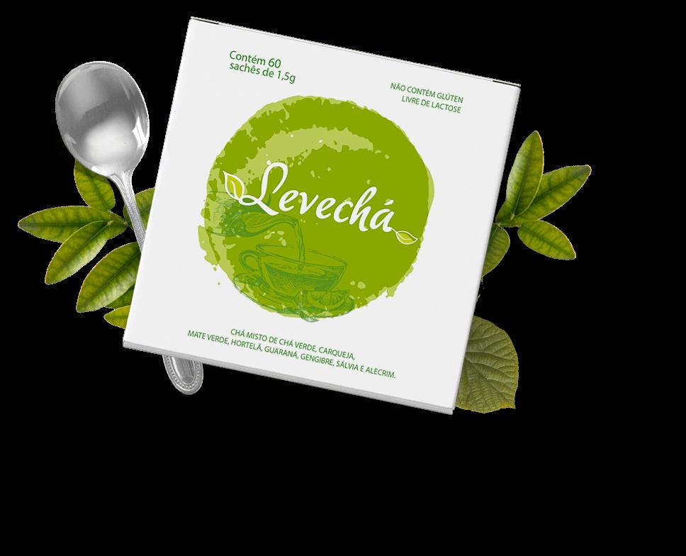 Leve Chá - 60 sachês