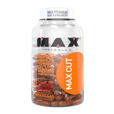 MAXCUT 60 CAPS - MAX TITANIUM