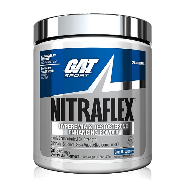 Nitraflex 300g - GAT SPORT