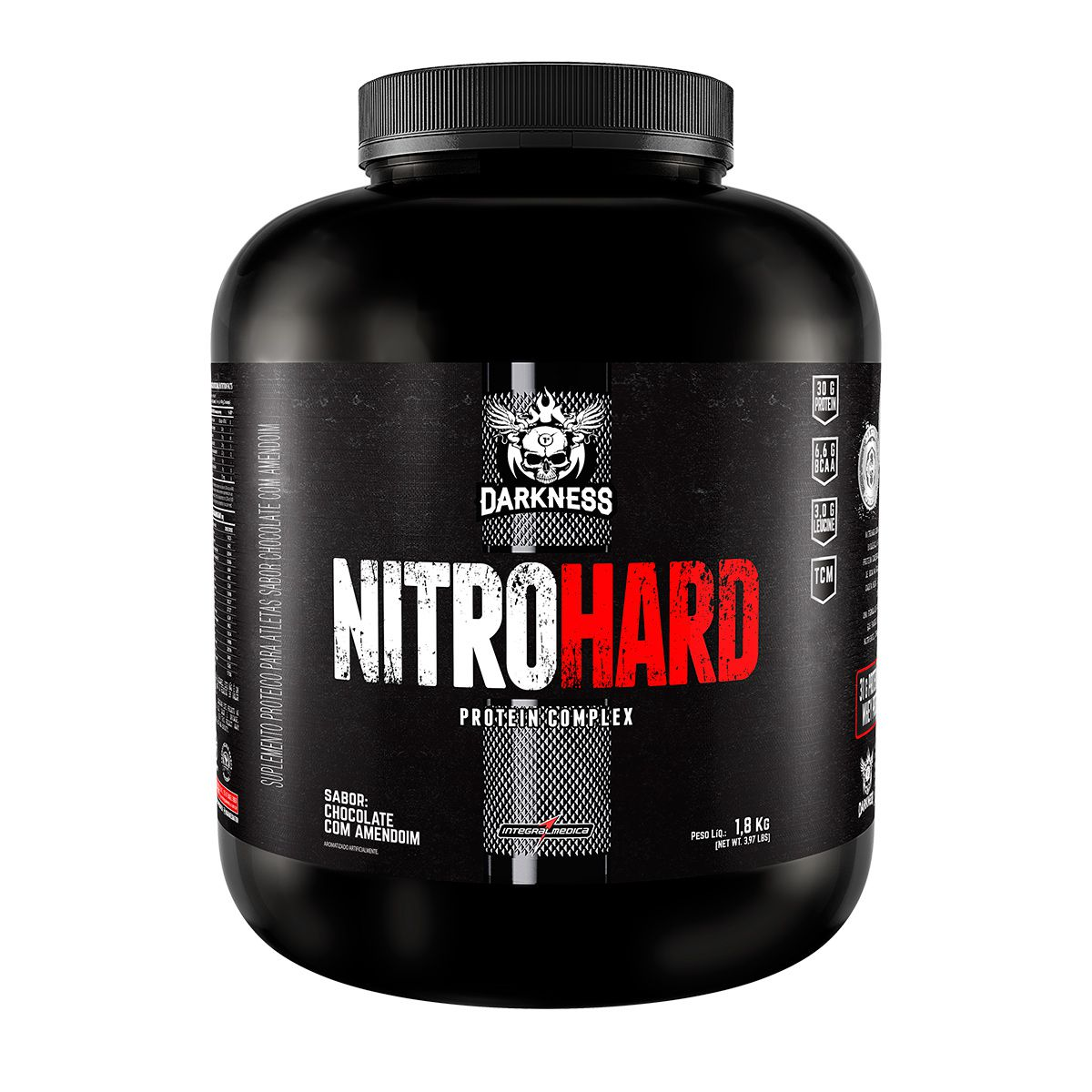 NITRO HARD - 1.8KG Integral Medica