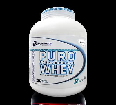 PURO WHEY - PERFORMANCE