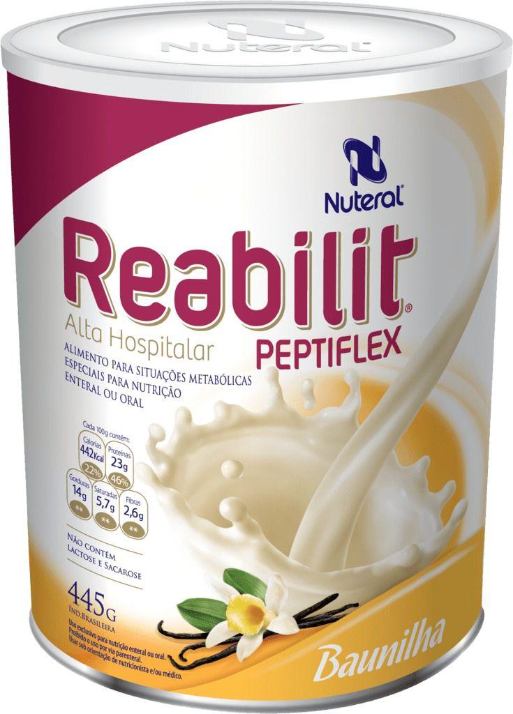 Reabilit Peptiflex 400g - Nuteral