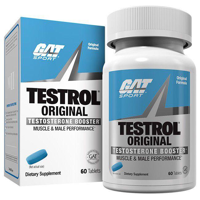 Testrol 60 Cápsulas - GAT
