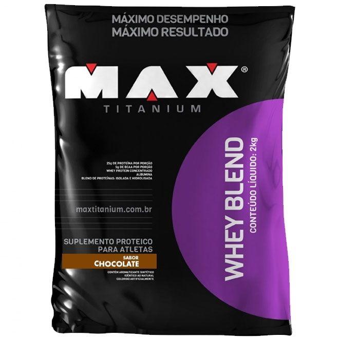 Whey Blend Refil - 2kg