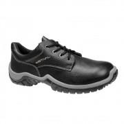 Sapato de Segurança Couro Preto Estival WO10041S1 CA 44598