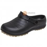 Sapato Preto Antiderrapante Flex Clean Marluvas 102FClean CA 39835