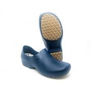 Sapato Segurança Antiderrapante Sticky Shoe WOMAN Azul Marinho CA 39848