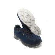 Tênis Segurança Azul Marinho Fujiwara Air 4097HTOT5400LA Biqueira em Alumínio CA 36089
